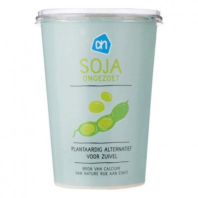 Huismerk Plantaardige variatie op yoghurt ongez