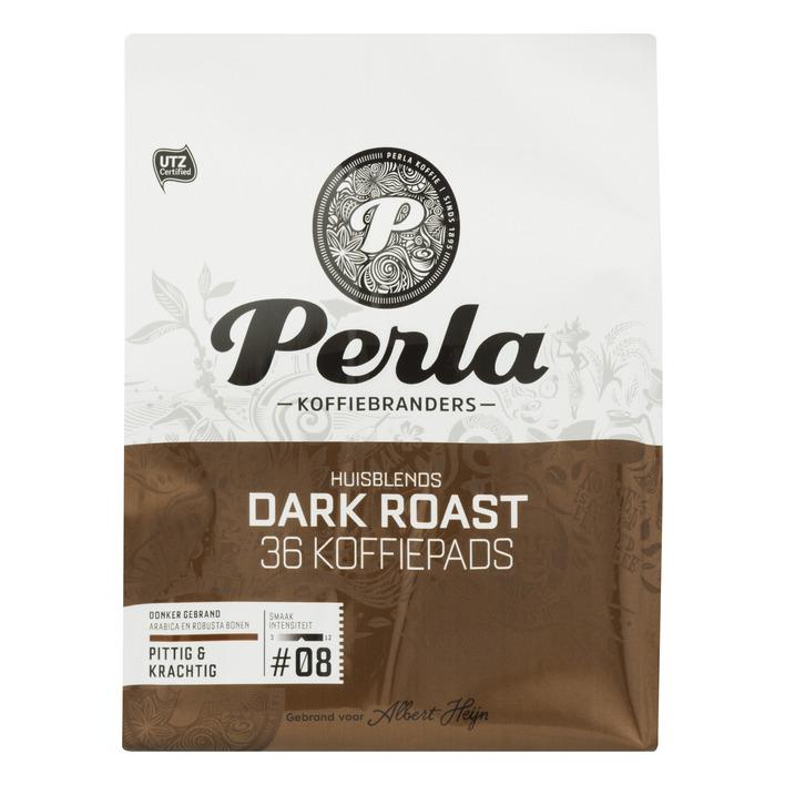 Huismerk Dark roast pads