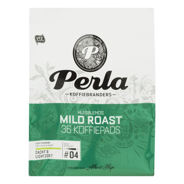 Huismerk Mild roast pads