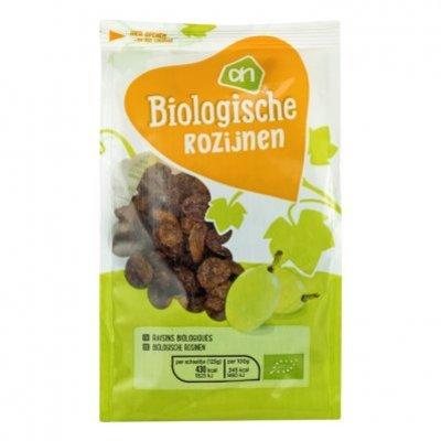 AH Biologisch Rozijnen
