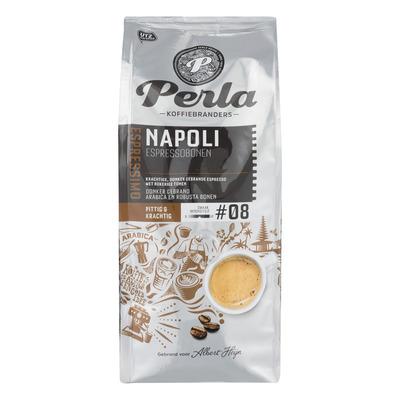 Huismerk Espressimo Napoli bonen