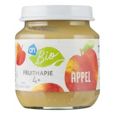 Huismerk Biologisch Fruithapje appel 4m