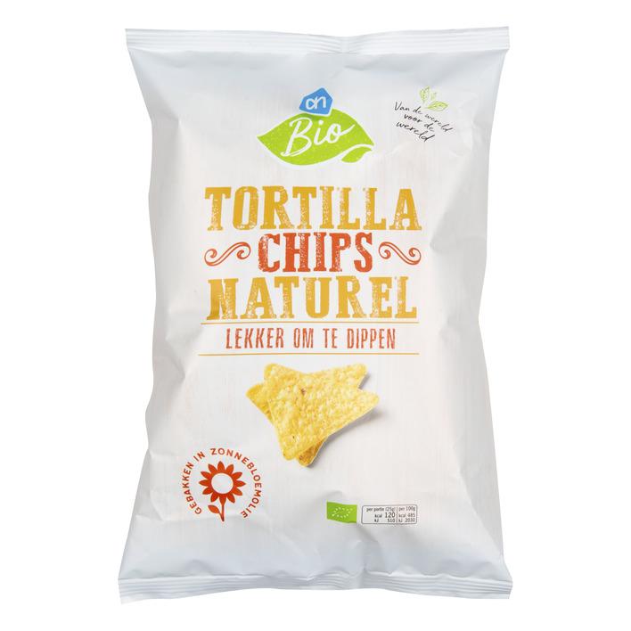 Huismerk Biologisch Tortilla chips gezouten