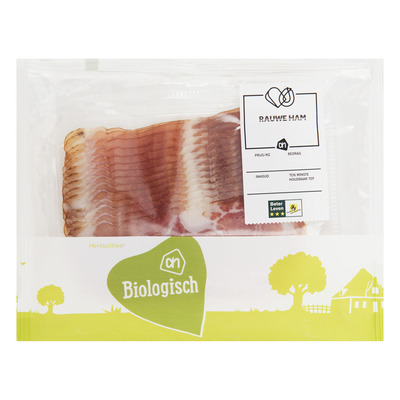 Huismerk Biologisch Rauwe ham