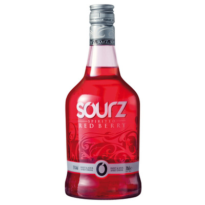Sourz Red berry