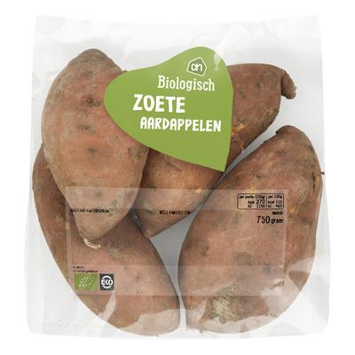 Huismerk Biologisch Zoete aardappelen
