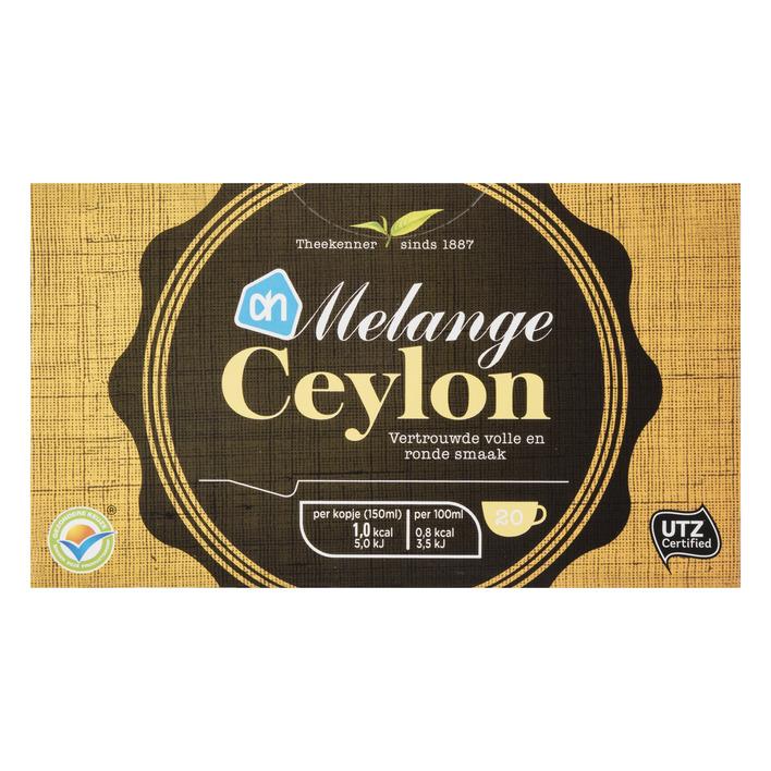 Huismerk Ceylon thee 1-kops