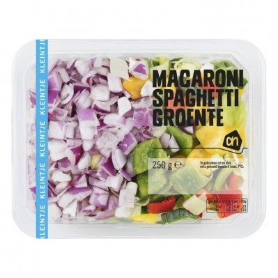 Huismerk Kleintje macaroni spaghetti groente