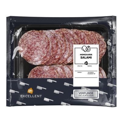 Huismerk Hongaarse salami