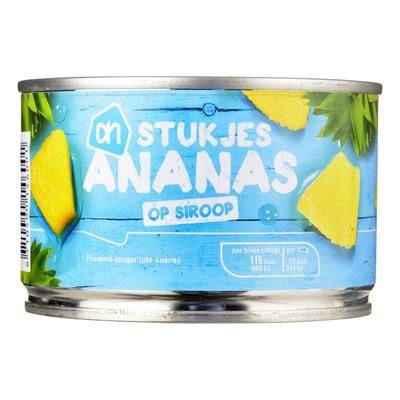 Huismerk Ananasstukjes