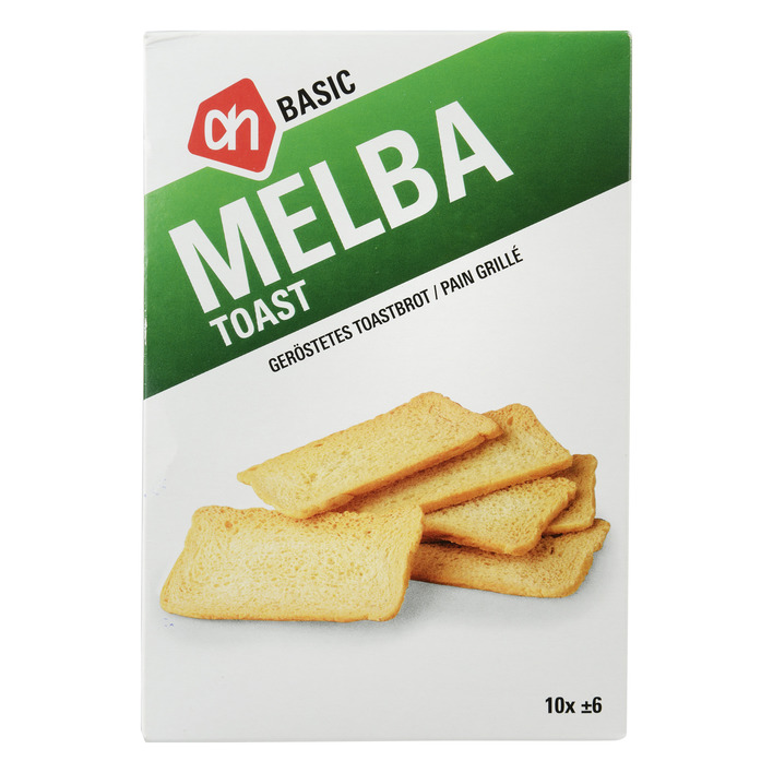 Budget Huismerk Melba toast
