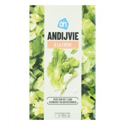 Huismerk Andijvie à la crème deelblokjes