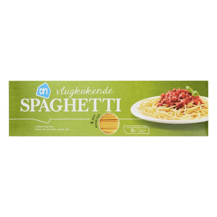 Huismerk Vlugkokende spaghetti