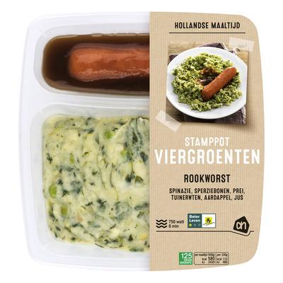 Huismerk Hollandse stamppot 4 groenten