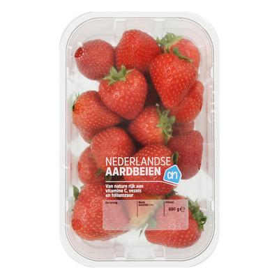 Huismerk Nederlandse aardbeien