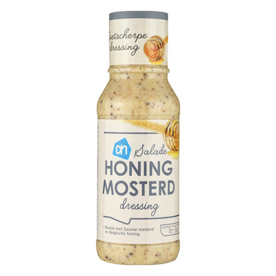 Huismerk Dressing honing-mosterd