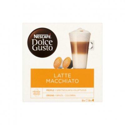 Nescafé Dolce Gusto Latte macchiato koffie cups
