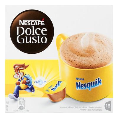 Nescafé Dolce Gusto Nesquik cups