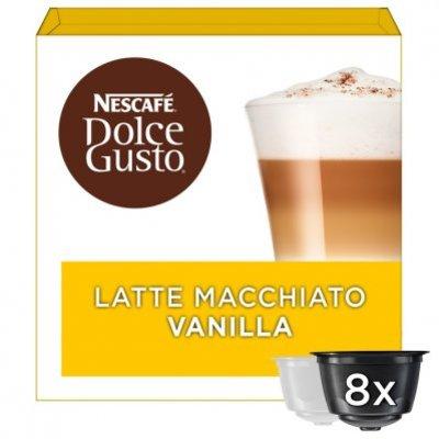 Nescafé Dolce Gusto Vanilla latte macchiato koffie cups