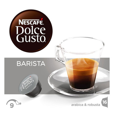 Nescafé Dolce Gusto Espresso barista