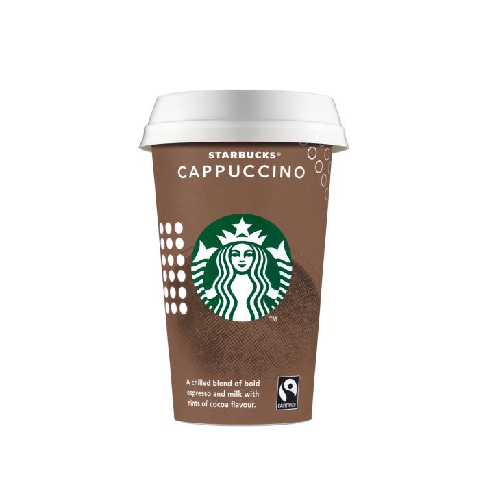 Starbucks Chilled classic cappuccino