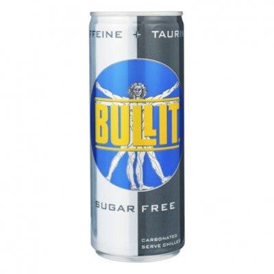 Bullit Energy drink sugarfree