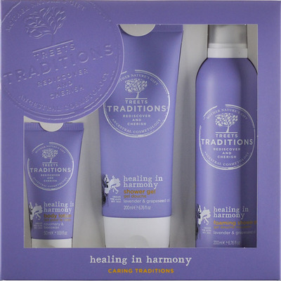 Treets Taditions healing in harmony cadeauset