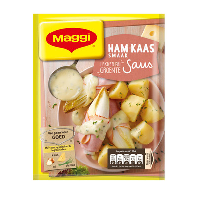Maggi Ham-kaas smaak saus mix