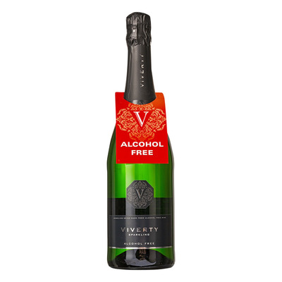 Viverty Sparkling wit alcoholvrij