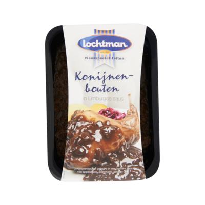 Lochtman Konijnenbouten in Limburgse Saus