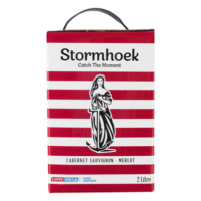 Stormhoek Cabernet Sauvignon Merlot bag in box
