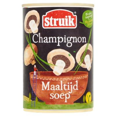 Struik Maaltijdsoep Champignon 405 g