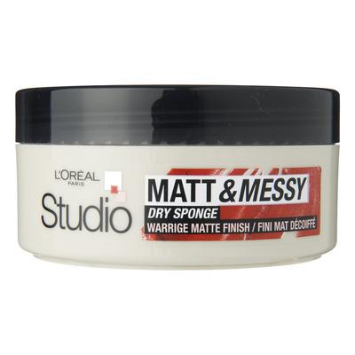 Studio Line Matt & Messy dry sponge