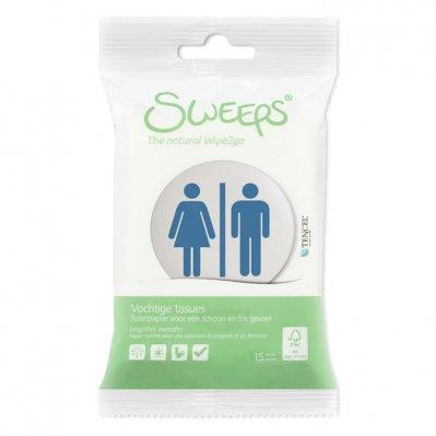 Sweeps Vochtige toilet doekjes