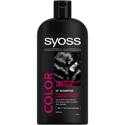 Syoss Shampoo color protect