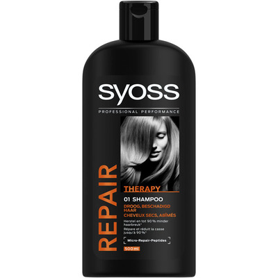 Syoss Shampoo repair therapy