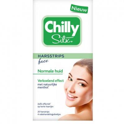 Chilly Silx Harsstrips gezicht