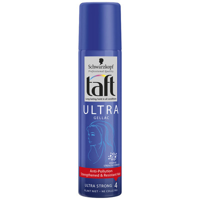 Taft Styling gellac ultra fixing strong