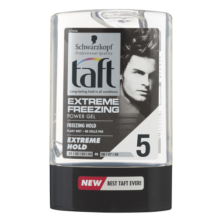 Taft Power gel extreme 5