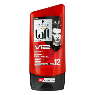 Taft Styling v12 power gel tube