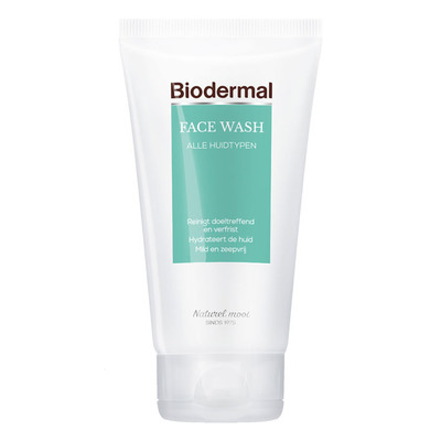 Biodermal Face wash