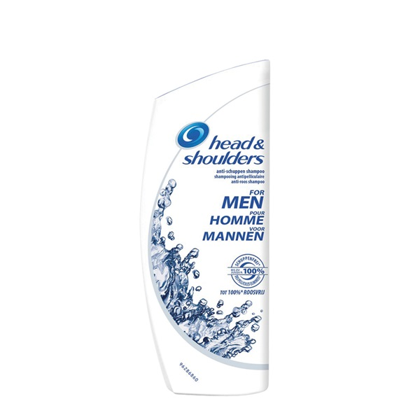 Head & Shoulders Shampoo Anti Roos Voor Mannen