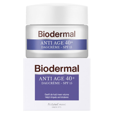 Biodermal Anti-age 40+ dagcrème