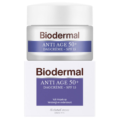 Biodermal Anti-age 50+ dagcrème