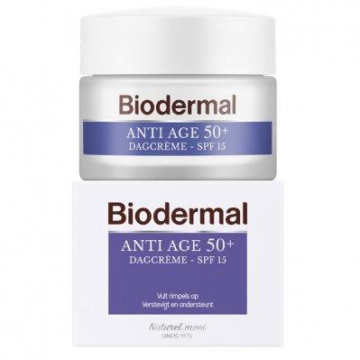 Biodermal Anti-age 50+ dagcrème