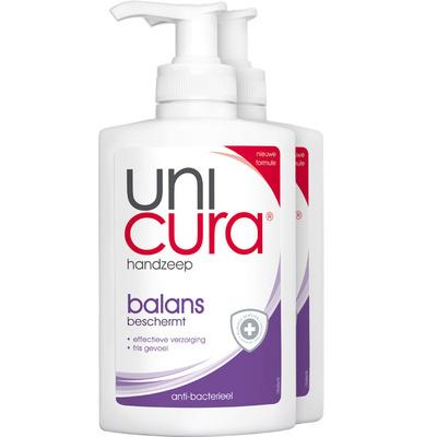 Unicura Balans vloeibare handzeep duo-pack