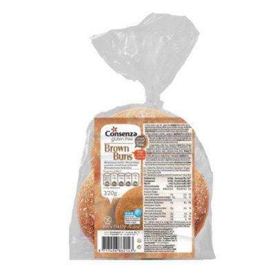 Consenza Bruine bolletjes glutenvrij