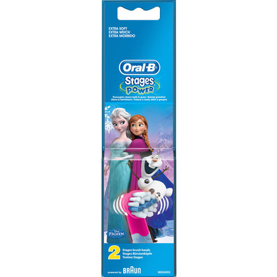 Oral-B Power navuling vitality kids frozen