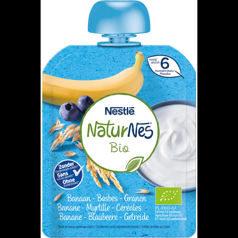 Nestlé Banaan bosbes