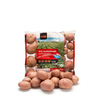 Vrij Vastkokende Aardappelen